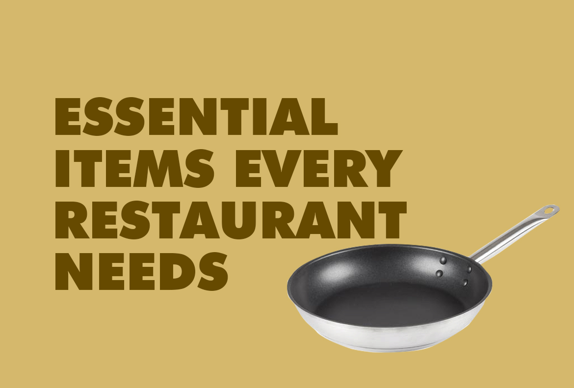 Restaurant Essentials | Buyhoreca Dubai